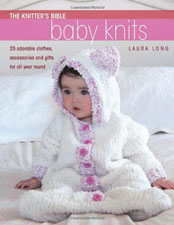 baby knits by Laura Long book cover image