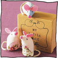 Three Little Mice in a Box by Laura Long